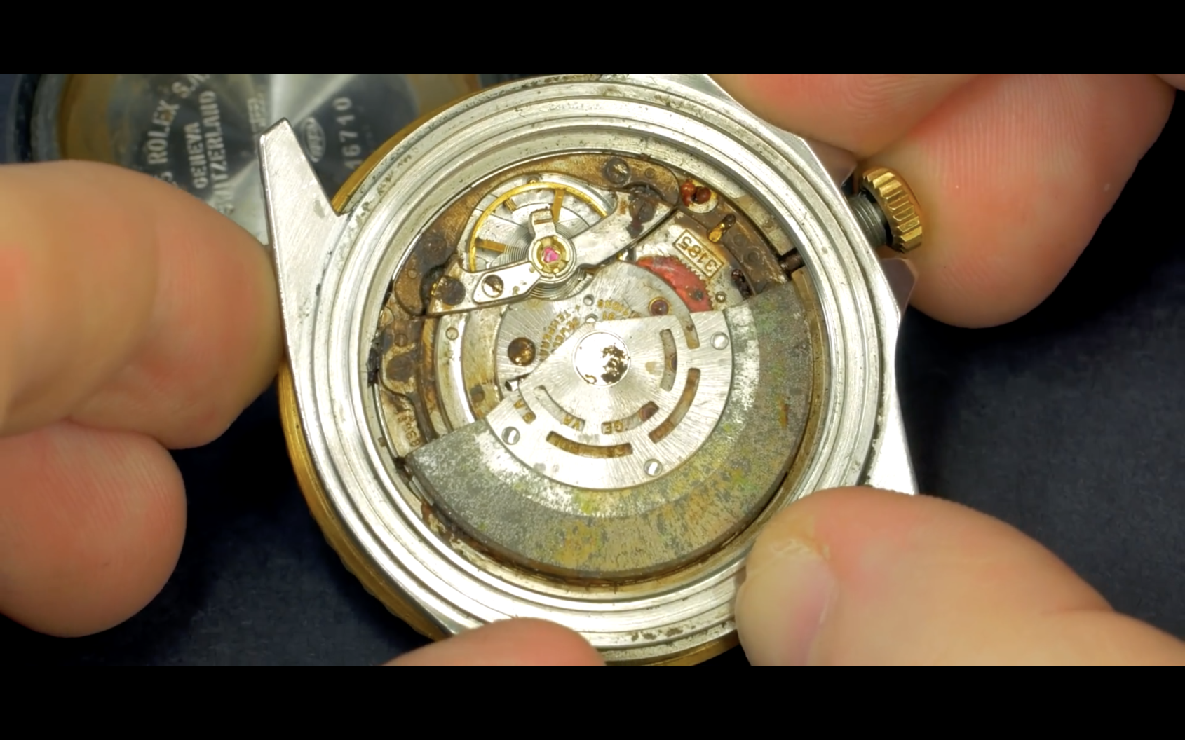 This Rolex restoration video by an Aussie watchmaker hit 1m views in record time, and we can see why…
