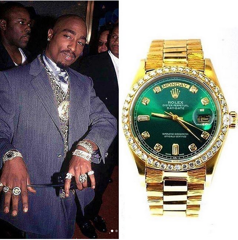 Was Conor McGregor's latest 'retro' Rolex Day-Date purchase inspired by Tupac?