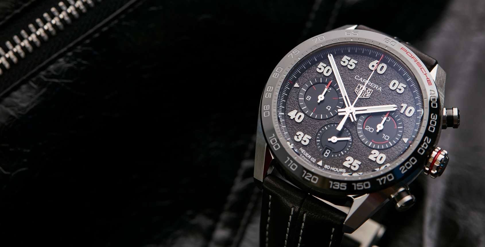 VIDEO: The TAG Heuer Carrera Porsche Chronograph is a marriage made in motorsports heaven