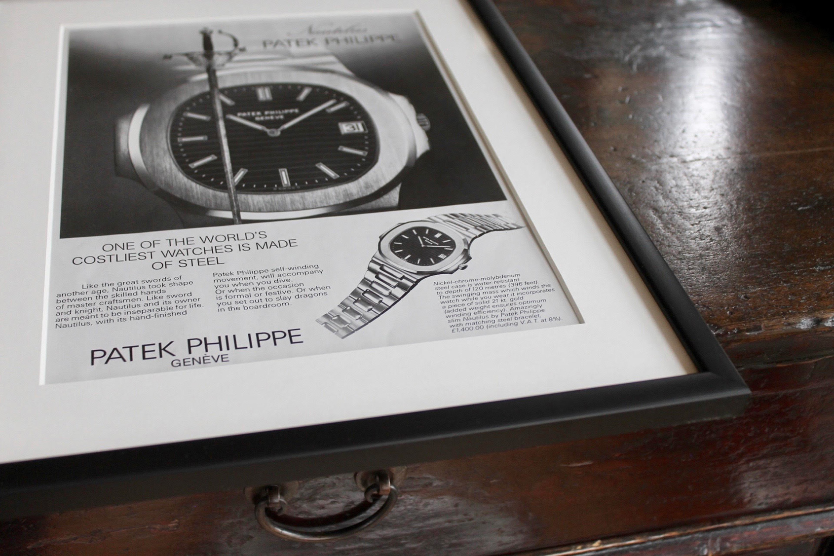 RECOMMENDED READING: Why Patek Philippe's decision to kill their most popular product is a business masterstroke