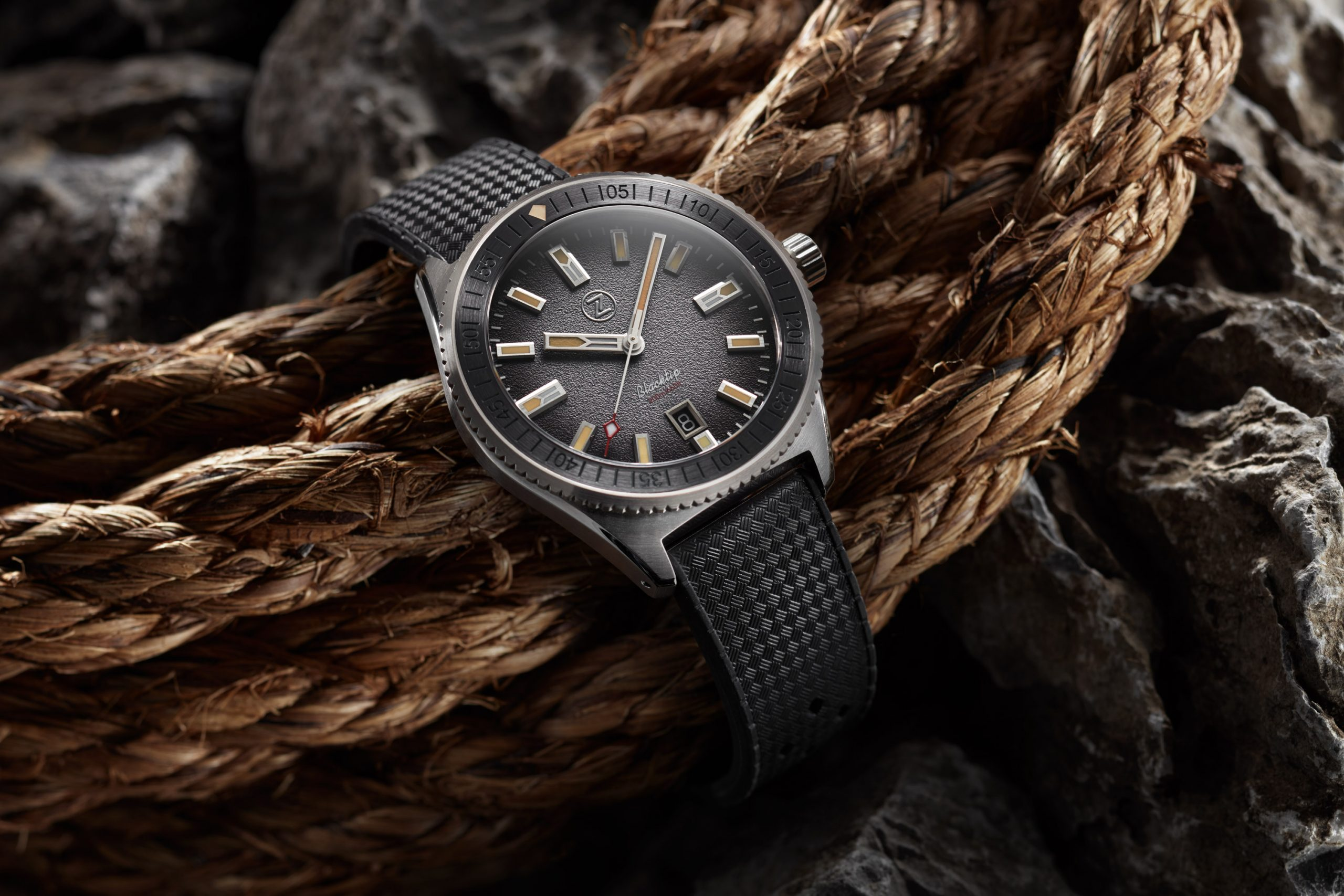 INTRODUCING: The Zelos Watches Blacktip 200m is one of the best-value divers around