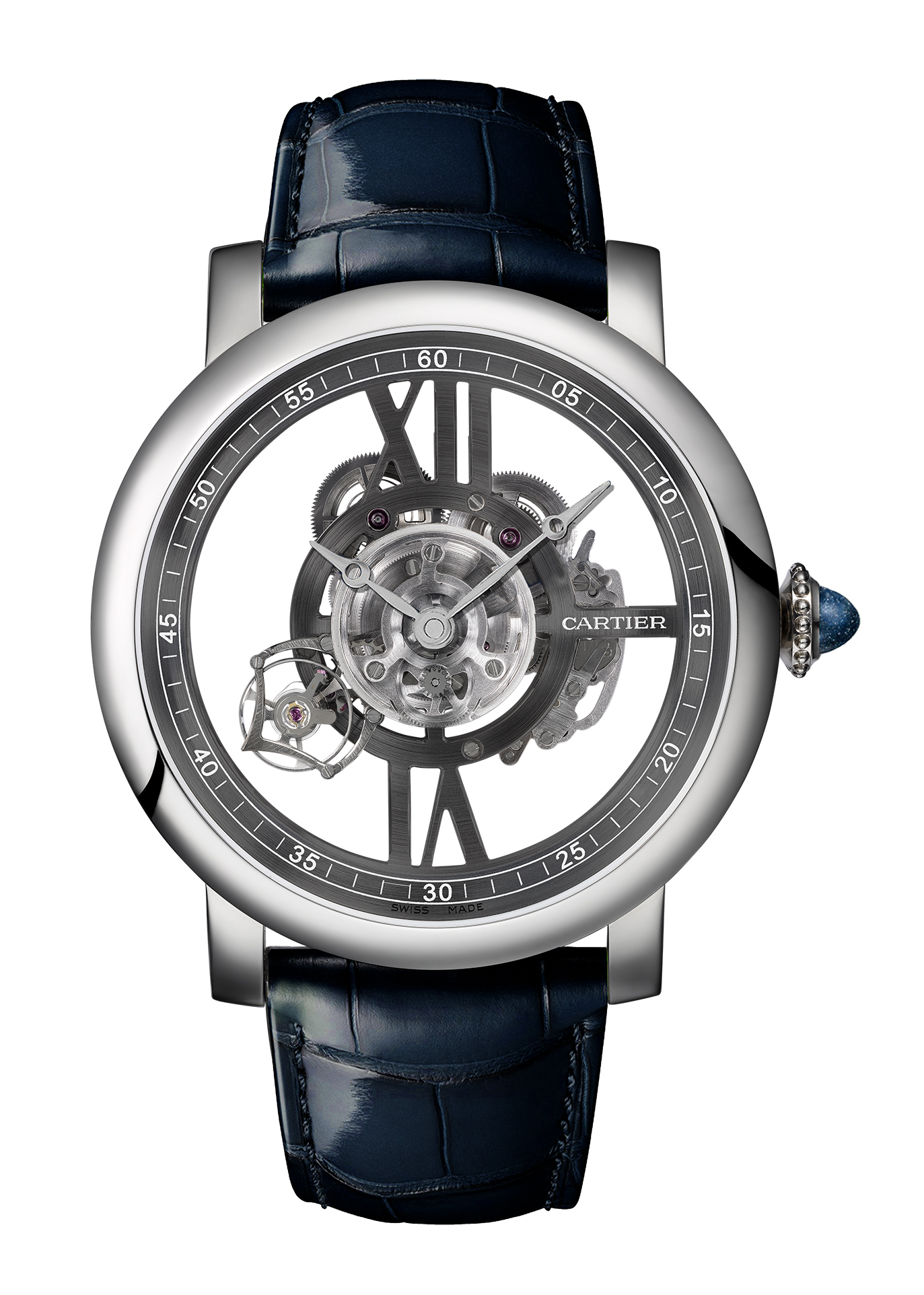 Cartier Fine Watchmaking collection