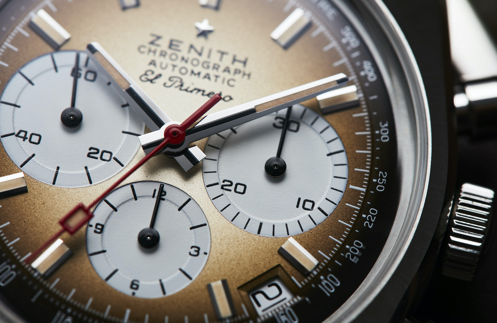 """VIDEO: This Zenith Chronomaster Revival A385 """"Cappuccino"""" is that rarest of things – a true one-off"""