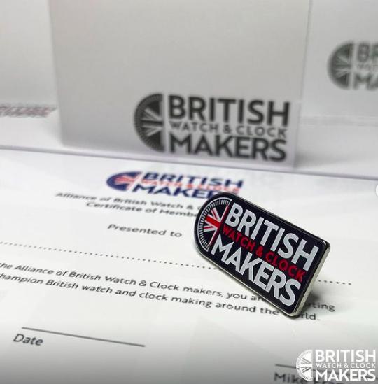 British Watchmaking's brave new dawn