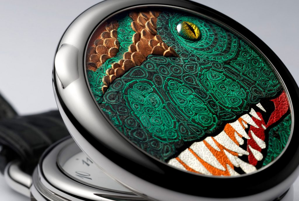 Prepare to be shocked, bamboozled and charmed by the weirdest watches of 2020