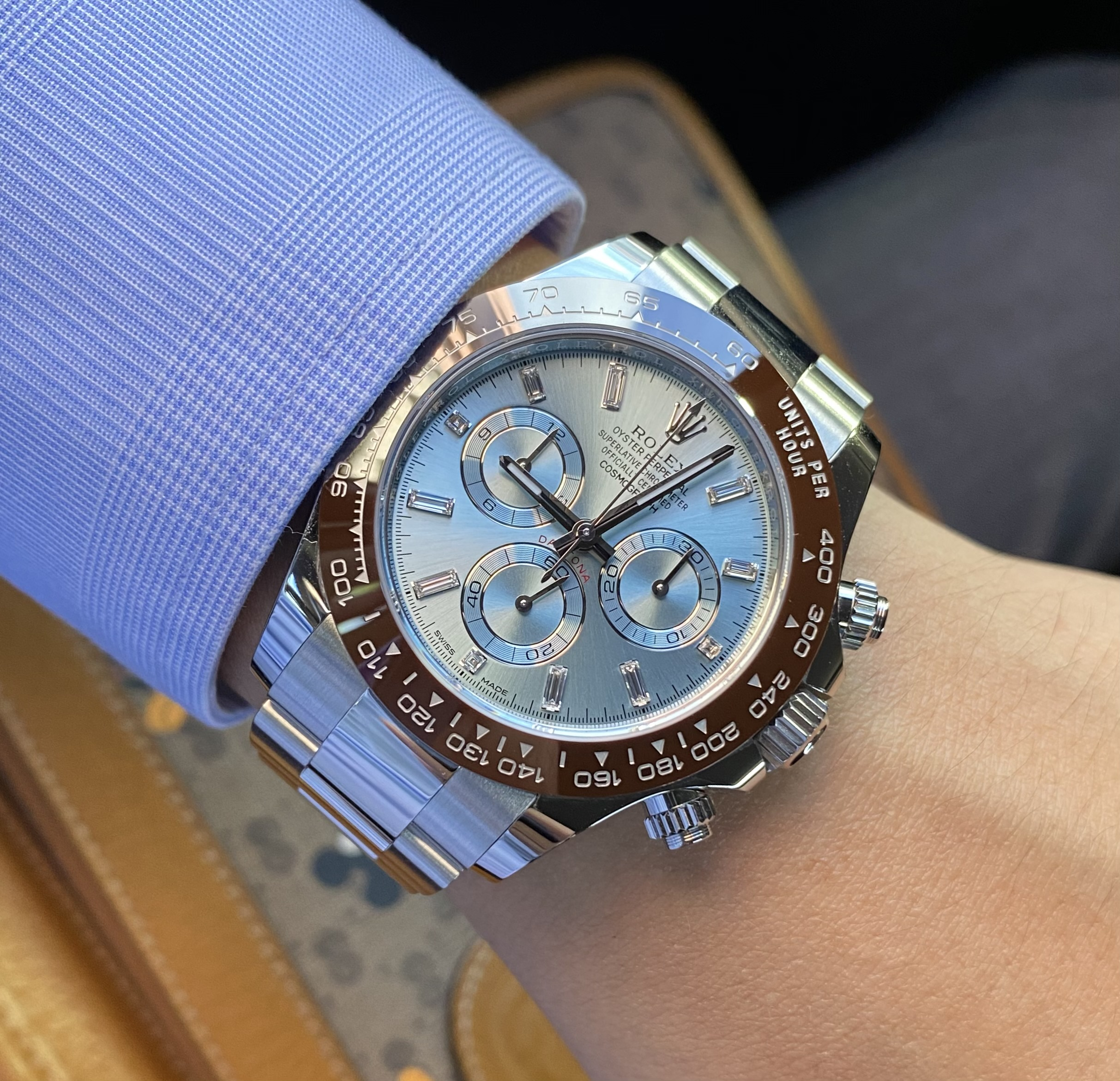 Collector Jack Wong has accidentally discovered one of Rolex's hidden secrets…