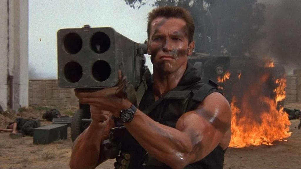 EDITOR'S PICK: How Arnold Schwarzenegger made the Seiko H558-5000 the ultimate tough-guy watch