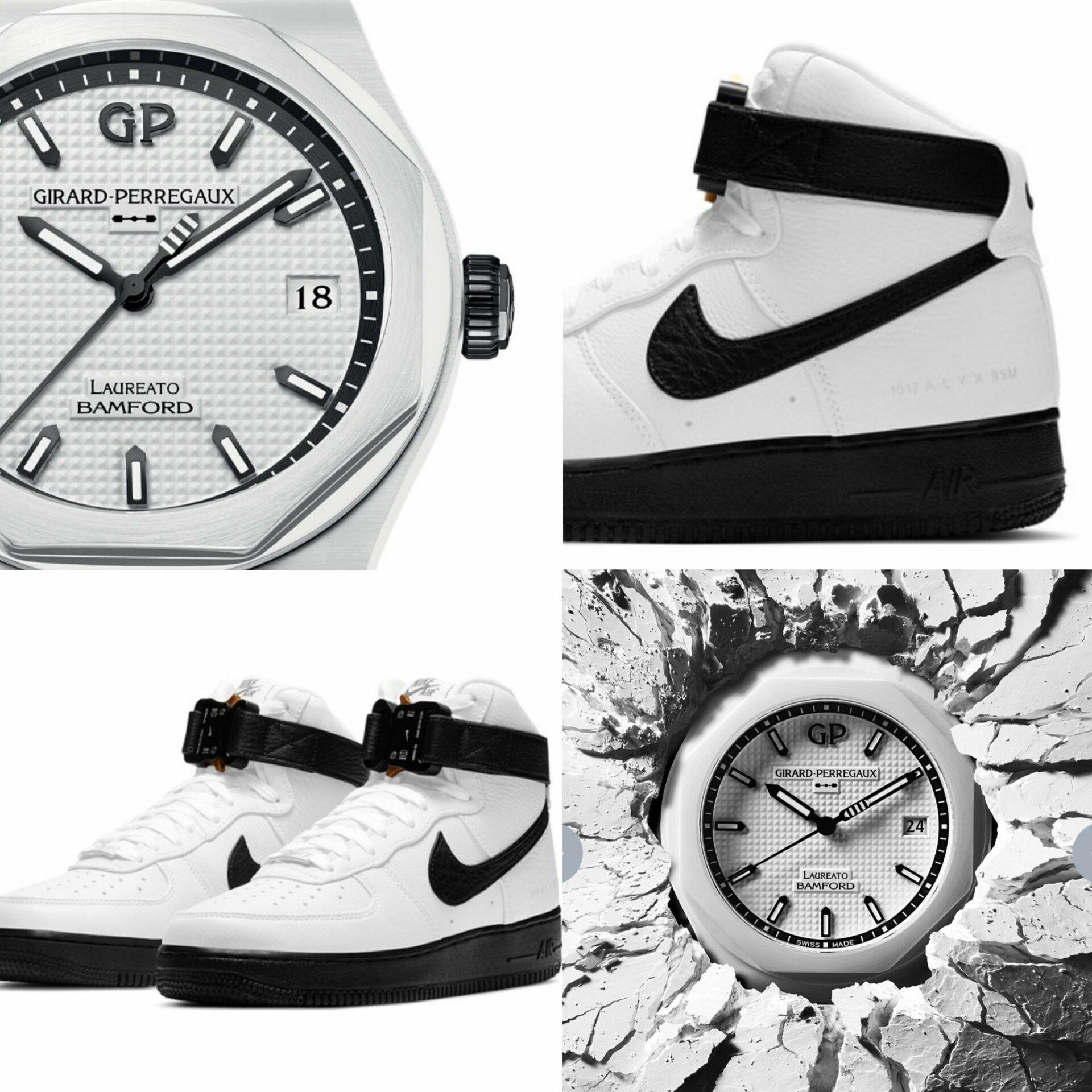 #Kicktock: White-hot drops this week from Bamford and Nike create monochromatic magic