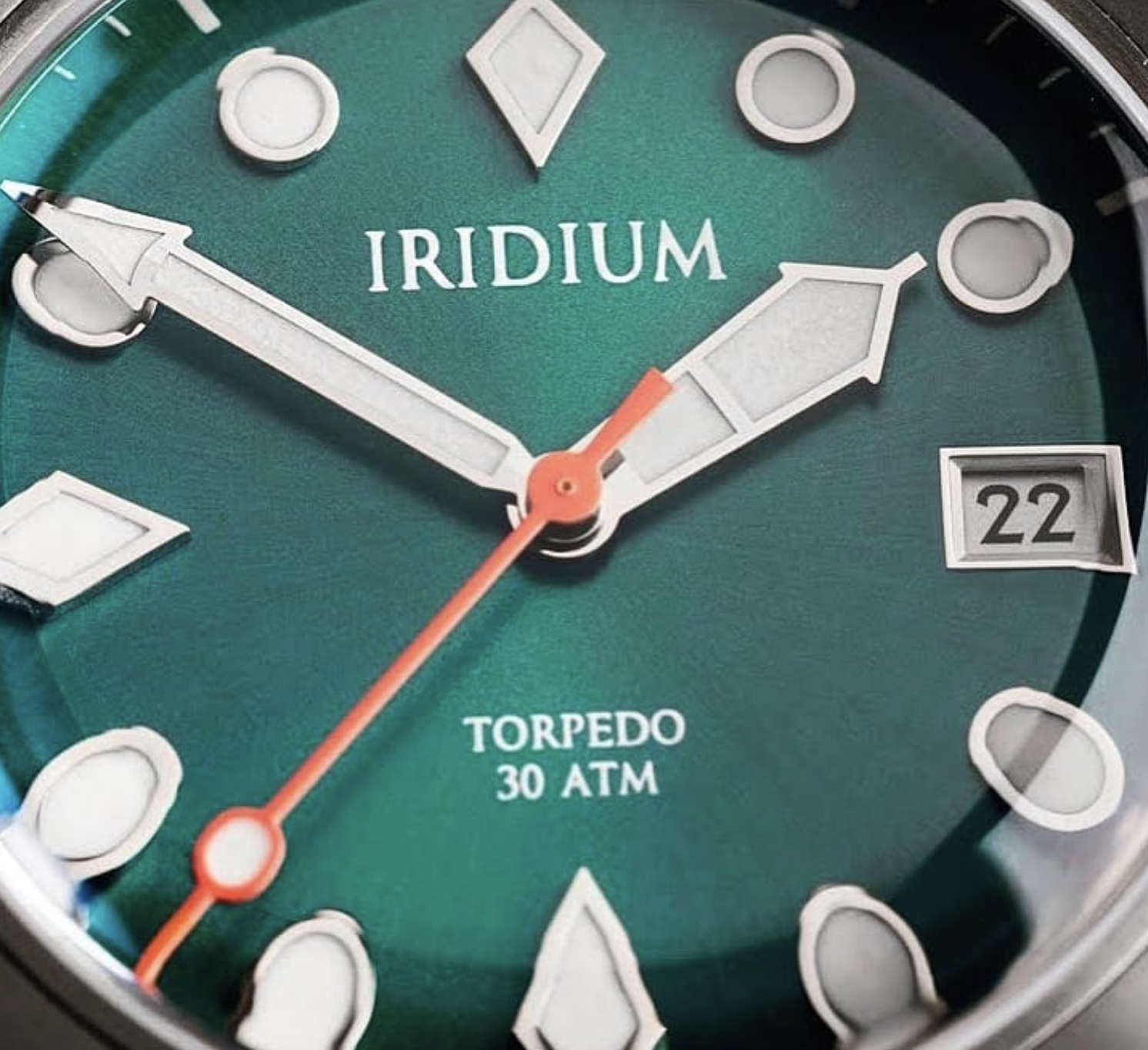 IRIDIUM Torpedo