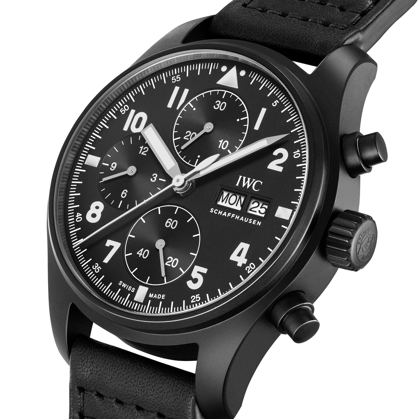"""INTRODUCING: The IWC Pilot's Watch Chronograph Edition """"Tribute to 3705"""""""