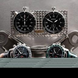 The Bremont Jaguar E-Type 60th Anniversary Chronograph