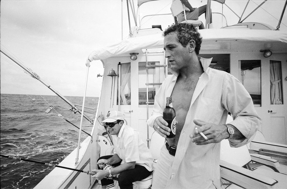 EDITOR'S PICK: How I bonded with Paul Newman over a Timex Ironman