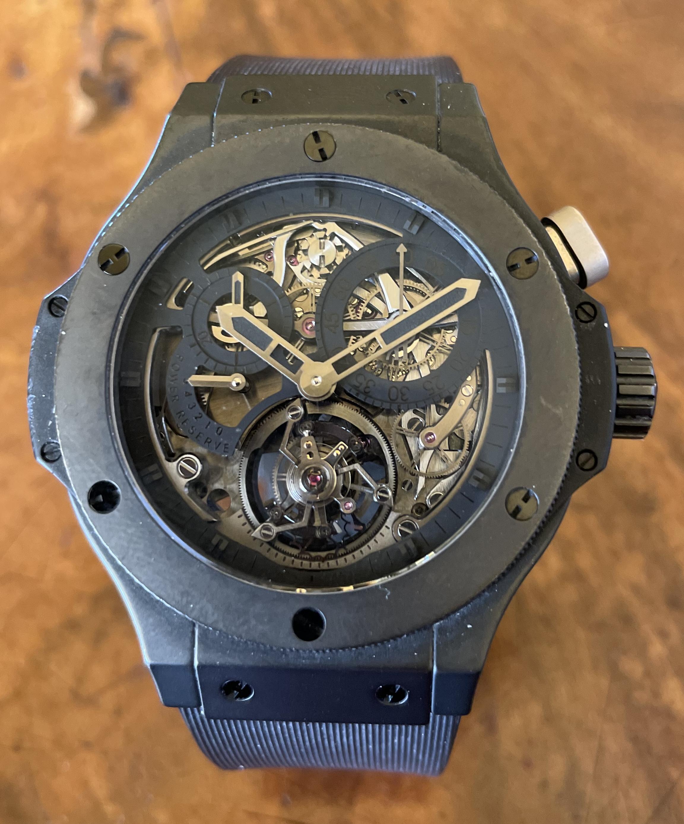 luxury watch NFT