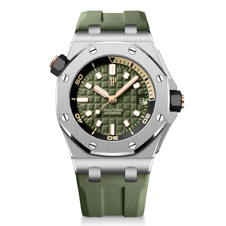 best green dials of 2021