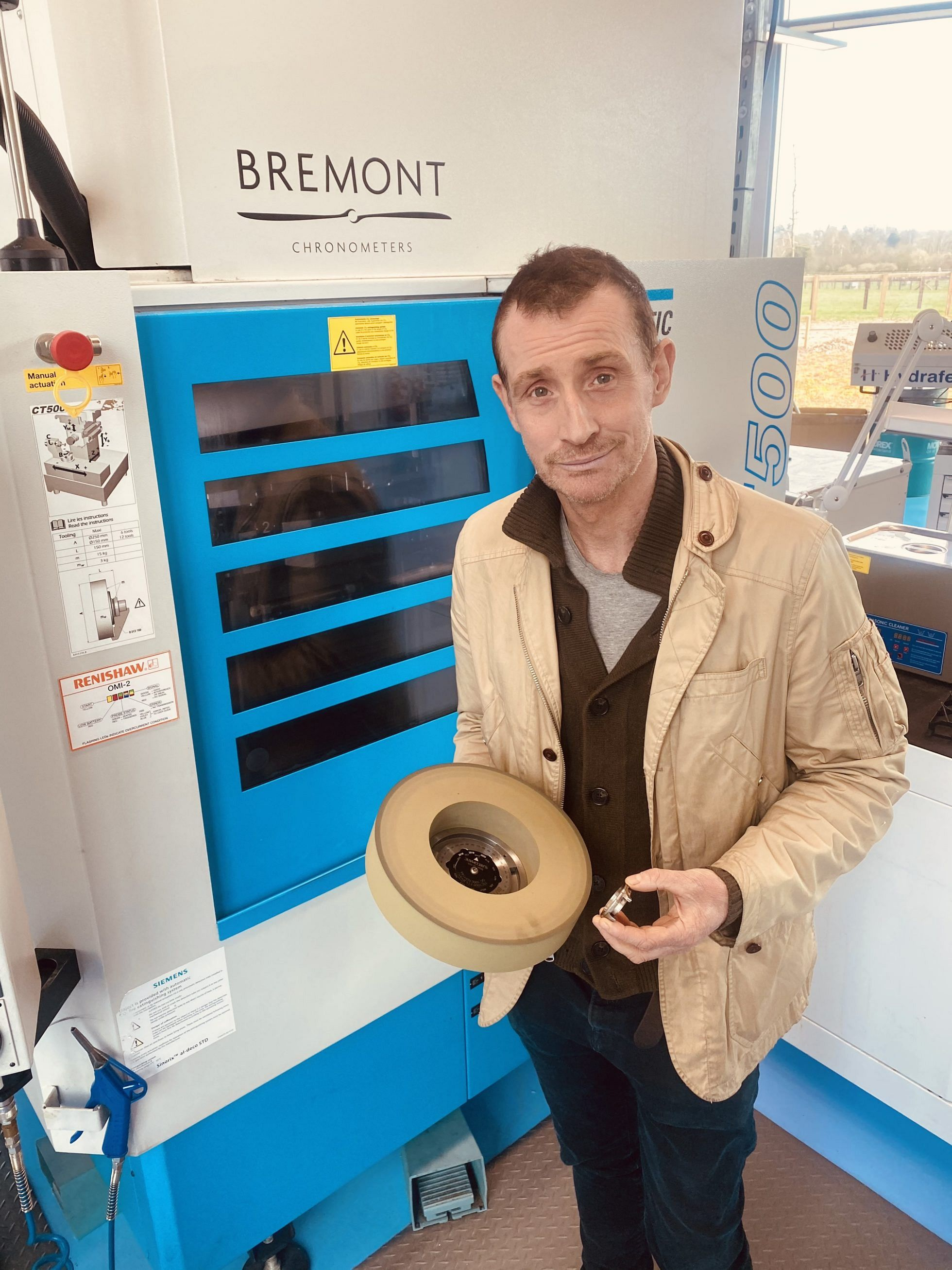 Nick English on Bremont's grand plans for The Wing