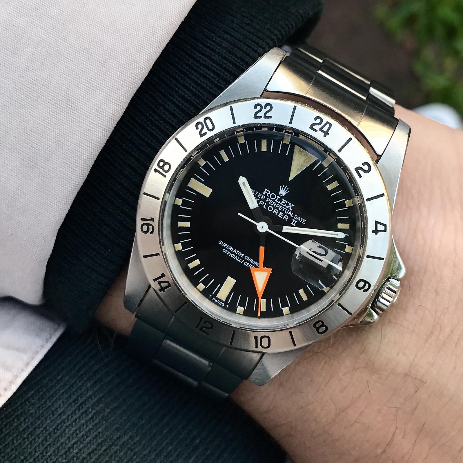 Rolex Explorer II 226570