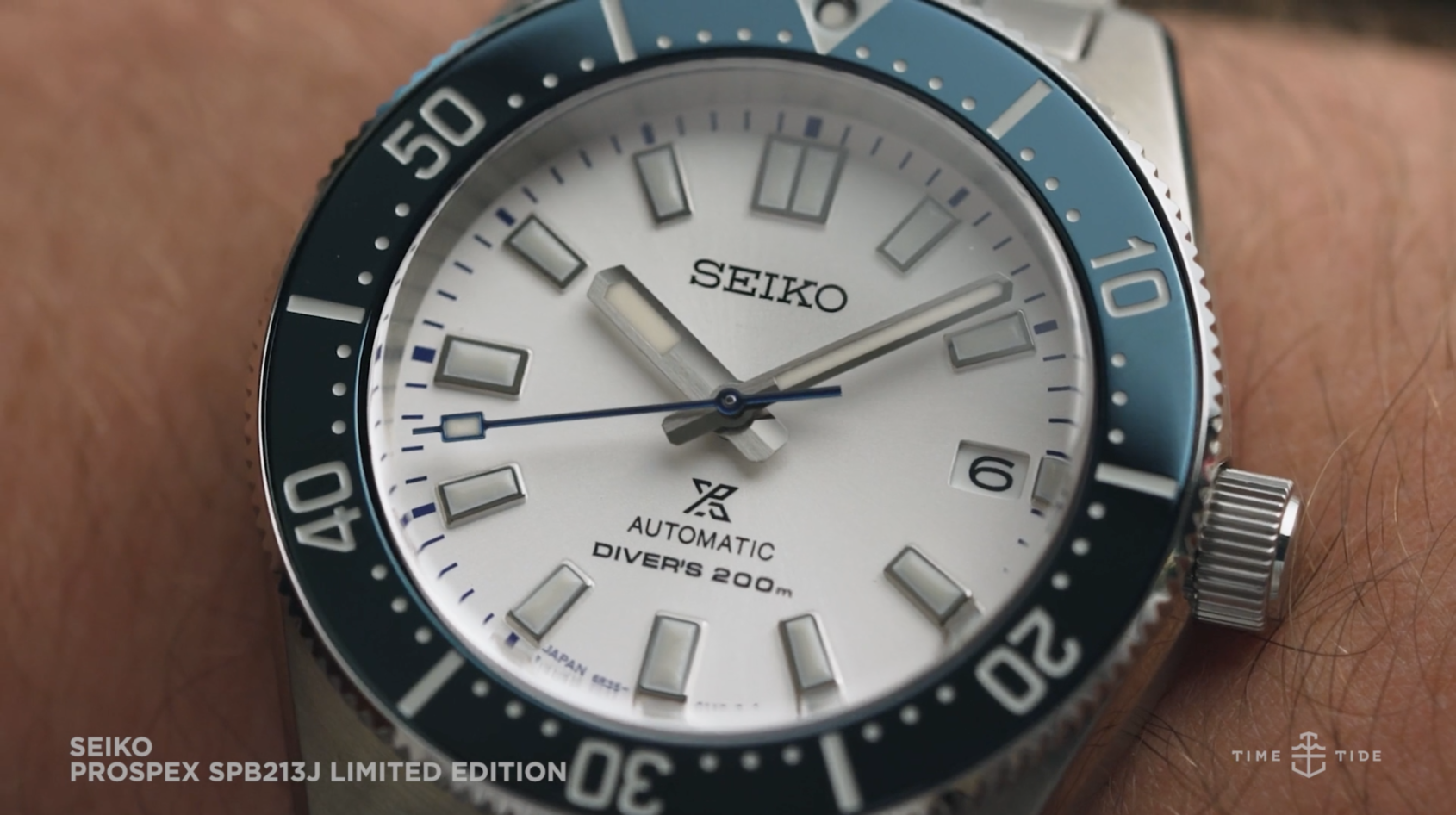 Seiko Prospex SPB213J1