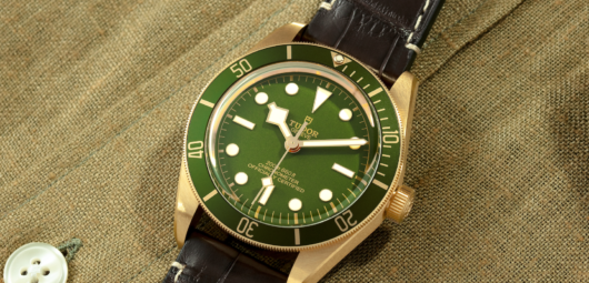 Tudor Black Bay 58 18K