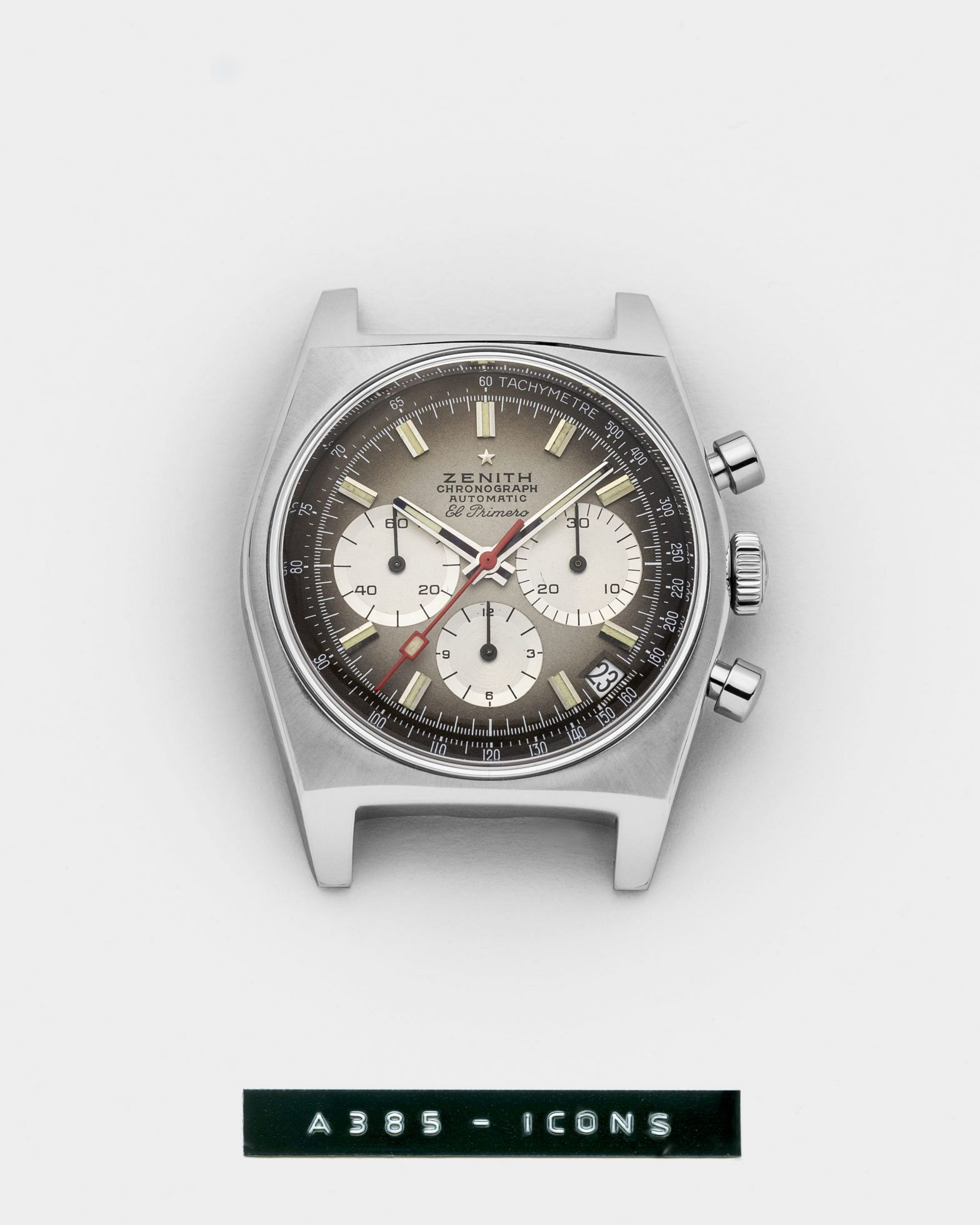The Zenith Icons collection is a thrilling prospect for vintage fans