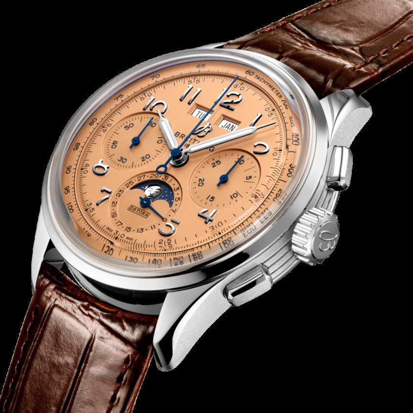 Breitling Premier B25 Datora 42 Copper