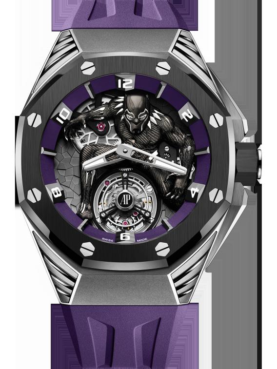 AP Royal Oak Concept Black Panther