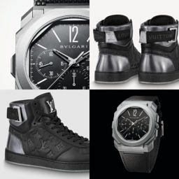 Bulgari Octo Finissimo Titanium GMT Chronograph