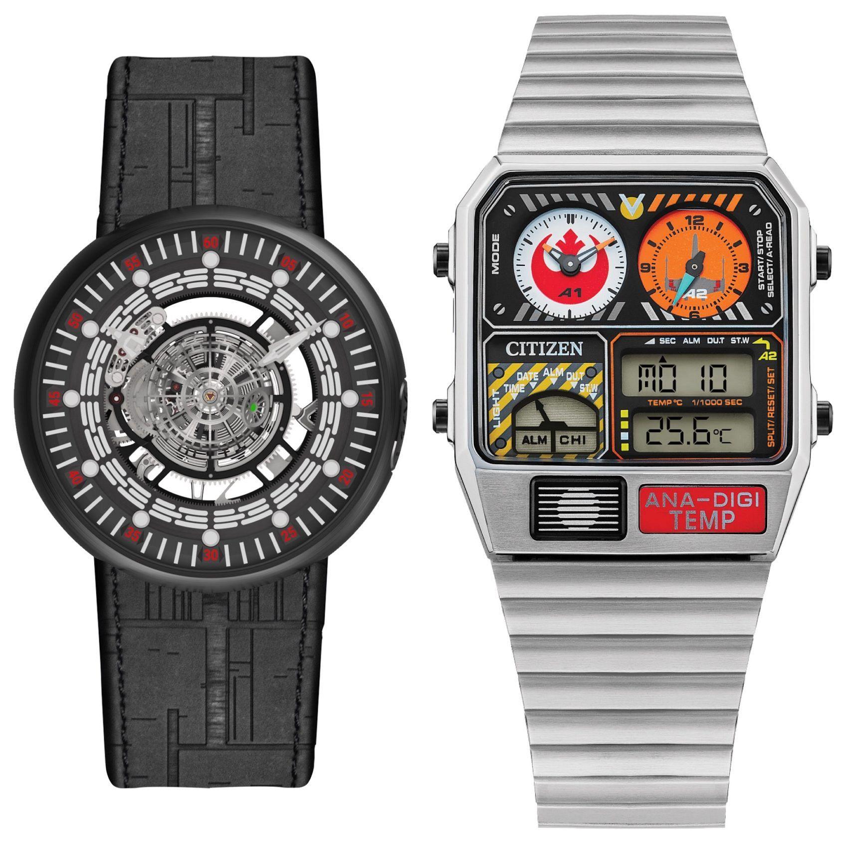 Star Wars Watches