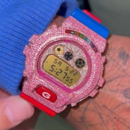 BAPE x Kid Cudi x G-Shock DW-6900