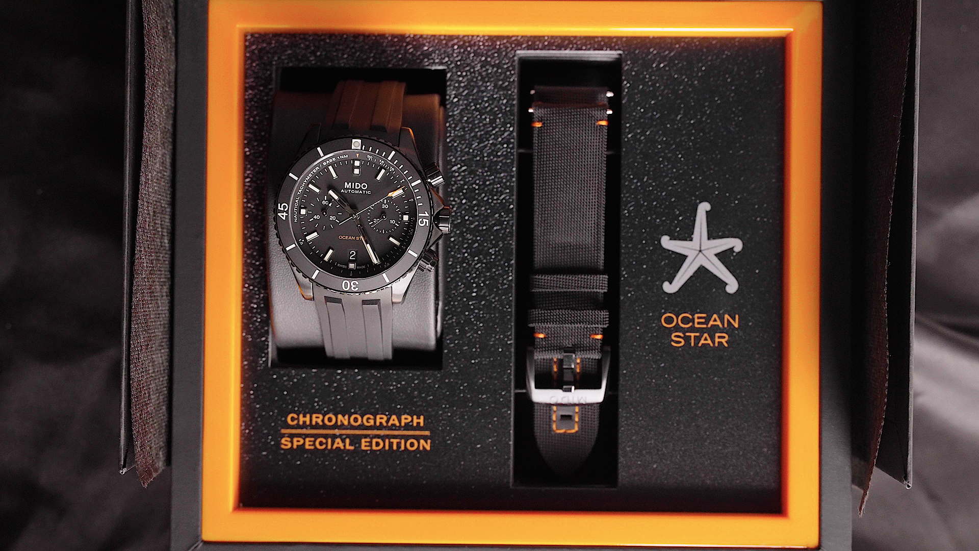 Mido Ocean Star Chronograph