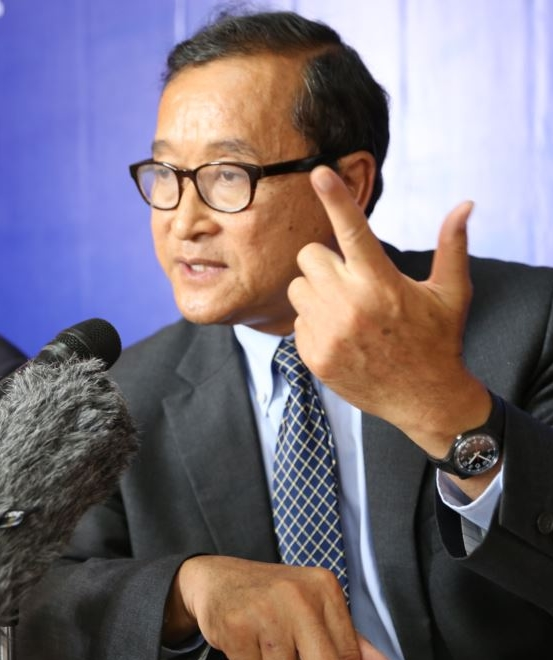 Cambodian Prime Minister watch