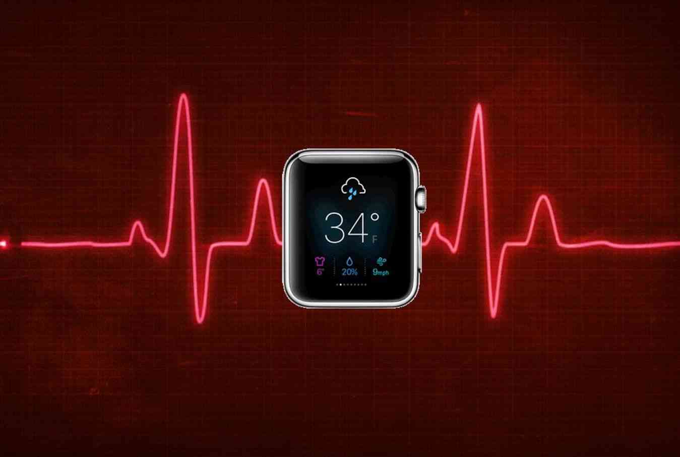 This is how my Apple Watch saved my life