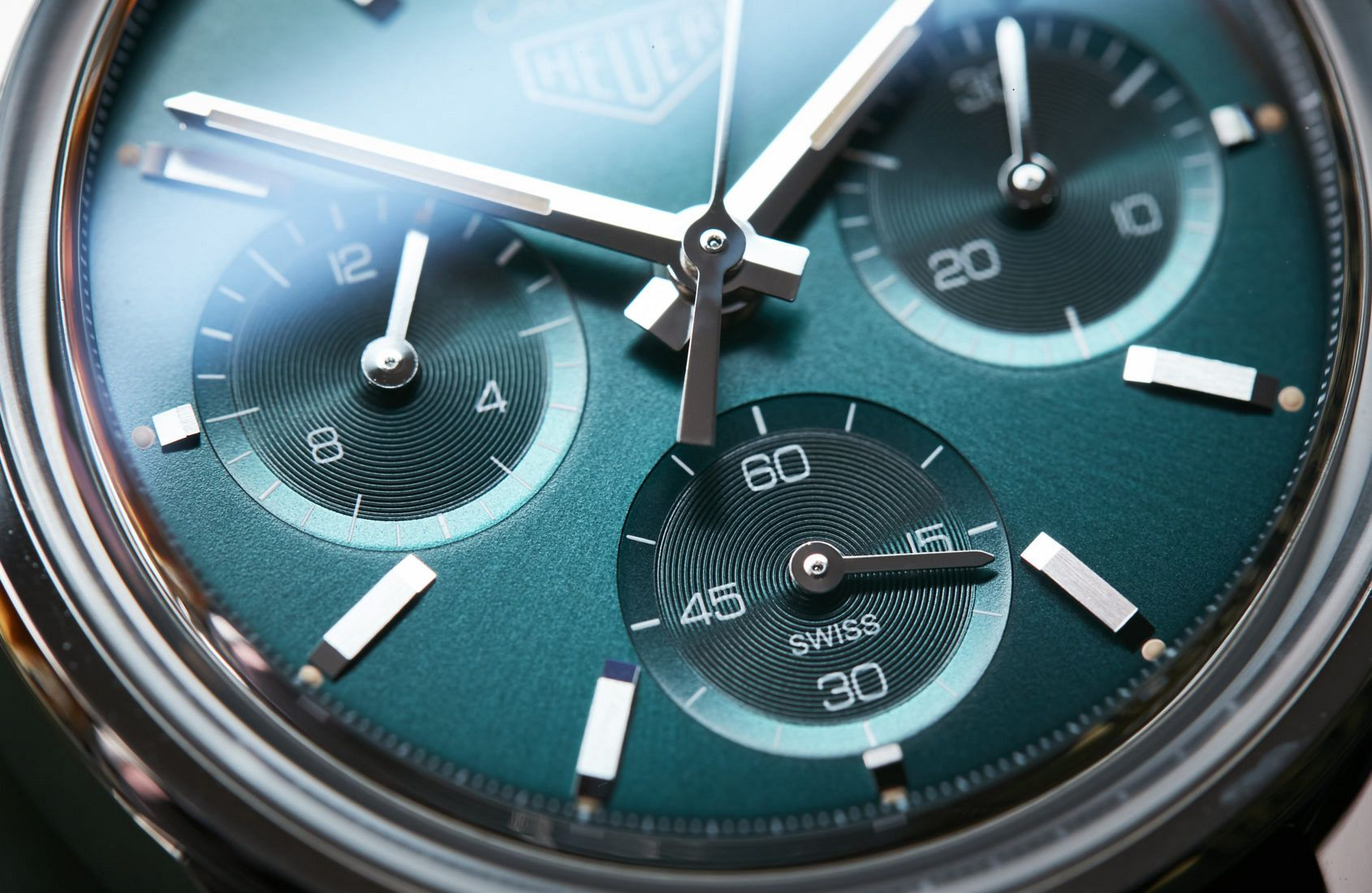 TAG Heuer Green Carrera Special Edition