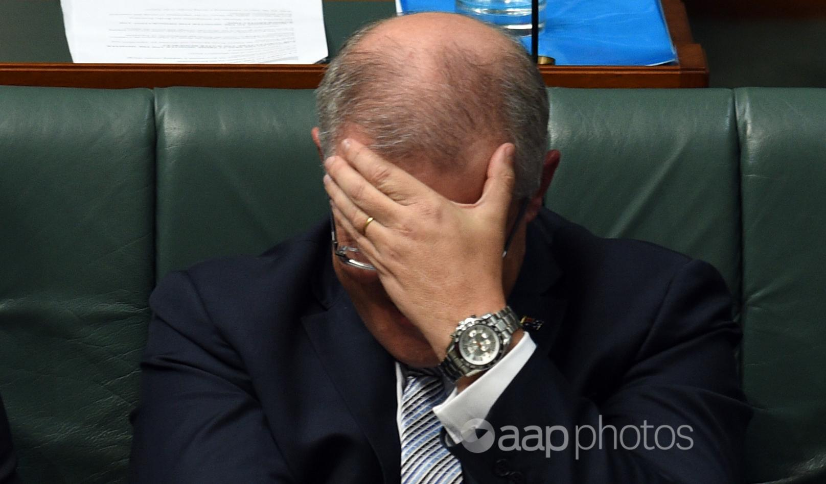 "Australian Prime Minister's ""Rolex"" actually fake news"
