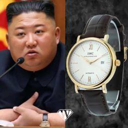 Kim Jong Un watch