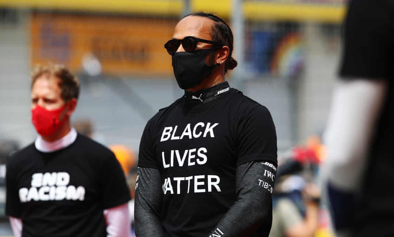 Black Lives Matter Big Pilot