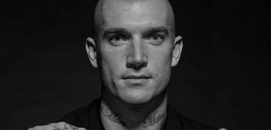 AFL superstar Dustin Martin partners with Kennedy for eye-catching, heavily tattooed campaign