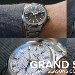 Grand Seiko GMT seasons collection
