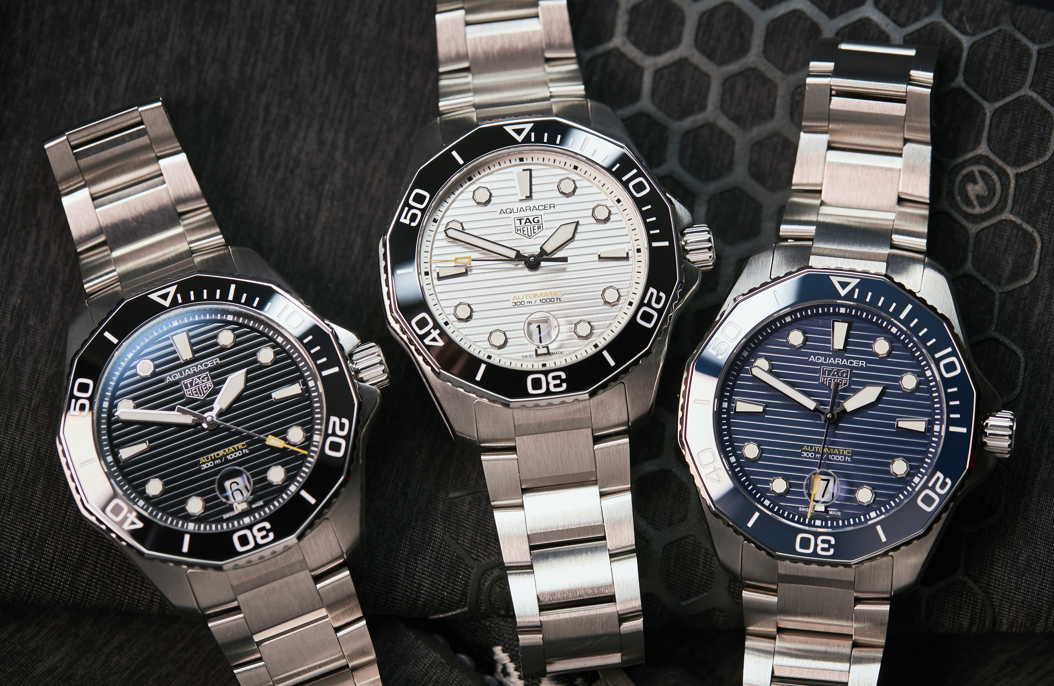 TAG Heuer Aquaracer Professional 300 collection