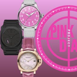 Pink Dial Project