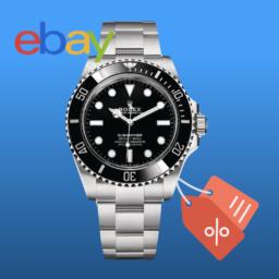 eBay Rolex discount