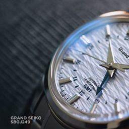 The Grand Seiko GMT Seasons Collection