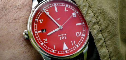 tastiest red dials