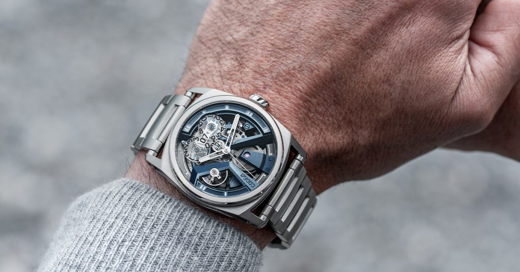 The CODE41 X41 Edition 5 combines fine watchmaking with affordability and transparency