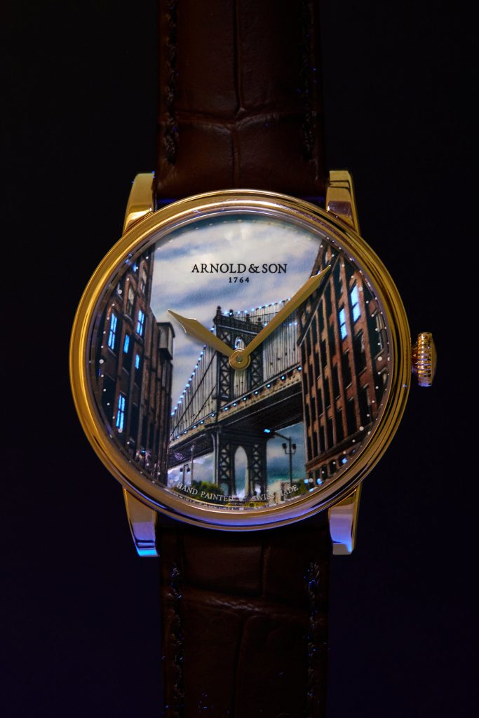 Highlights of the HSNY x Phillips 2021 Charity Auction include a co-branded Rolex and a watch with a NY state of mind