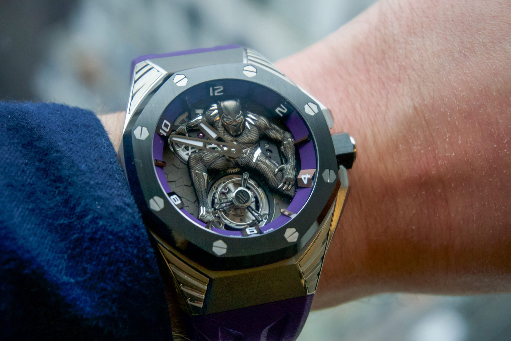 Tasting Notes: Going hands-on with the 2021 Audemars Piguet collection