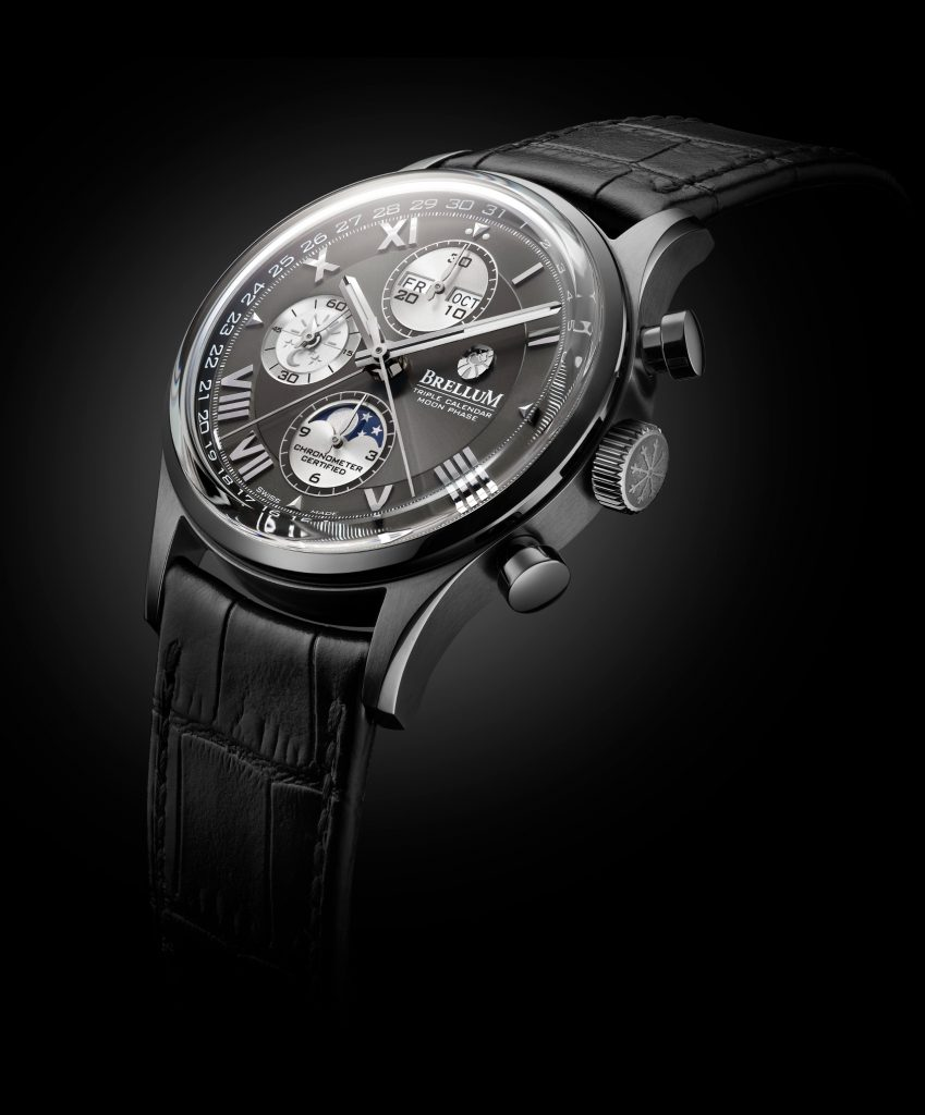 MICRO MONDAYS: The Brellum Duobox LE.8 Chronometer artfully balances tradition and modernity