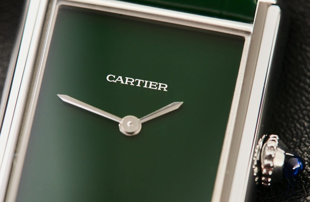 The best green dials of 2021, including IWC, Cartier, Grand Seiko and more – Part 2