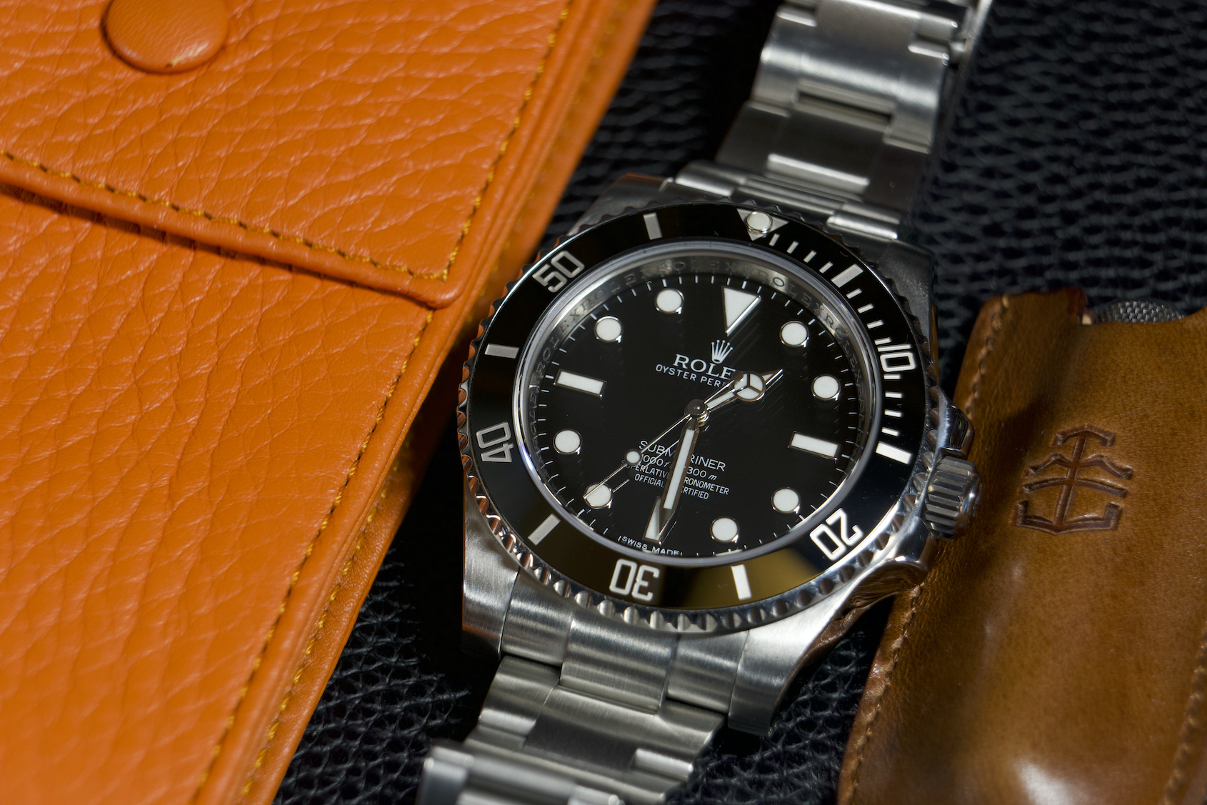 EDITOR'S PICK: Why I traded a Patek Philippe and a panda dial Omega Speedmaster for a Rolex Submariner
