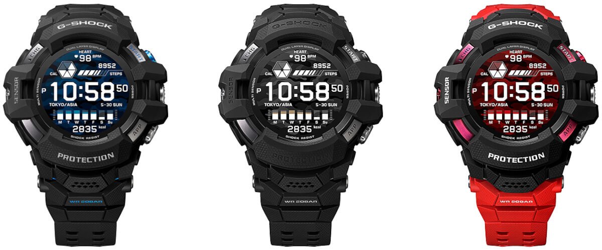 The Casio G-Shock smartwatch alternative is here with the G-Shock GSW-H1000
