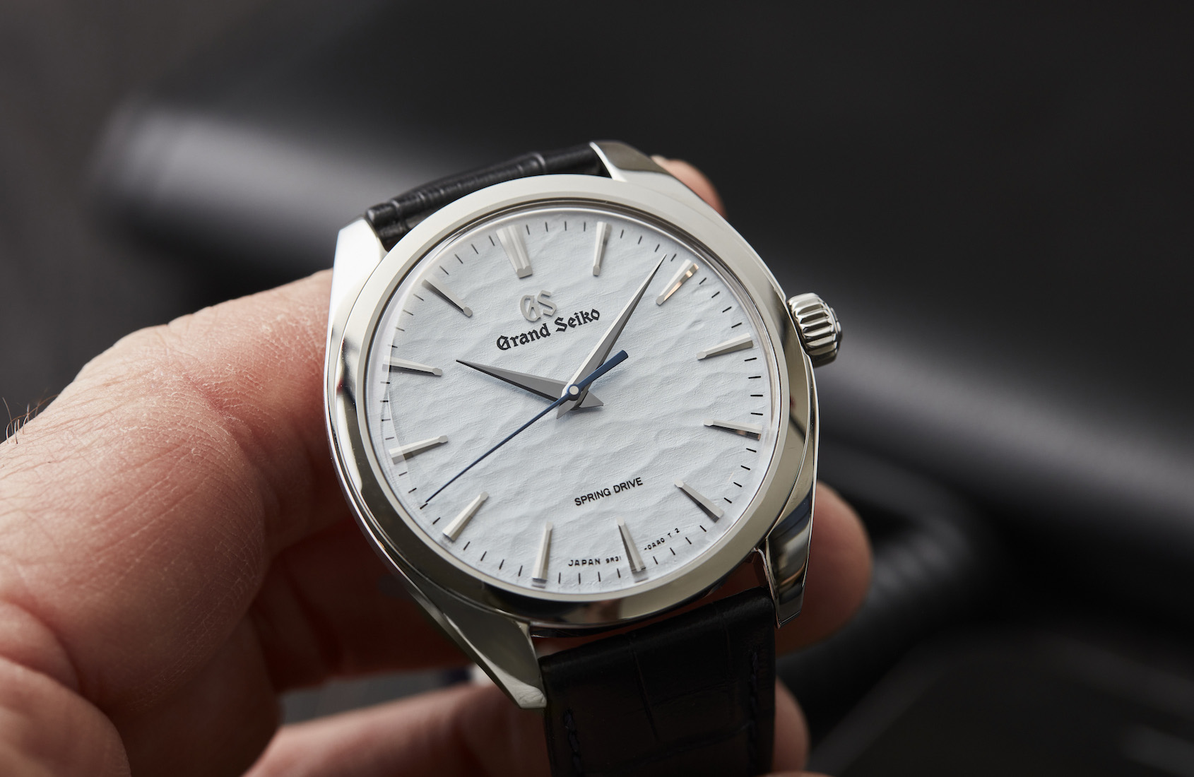 HANDS-ON: The Grand Seiko SBGY007 may just be the pared back snowflake you've been waiting for